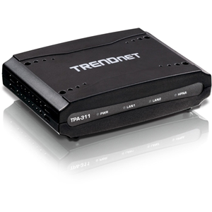 TRENDnet Mid-Band Coaxial Network Adapter