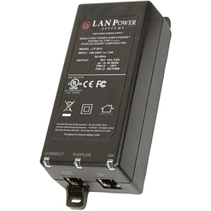 LAN Power Power over Ethernet Injector
