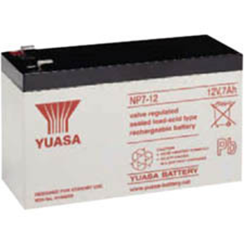 Yuasa NP7-12FR General Purpose Battery
