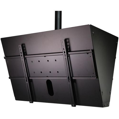 Peerless-AV DST965 Ceiling Mount for Flat Panel Display - Black