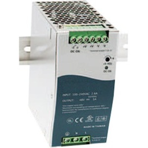 Transition Networks 48 VDC Industrial Power Supply