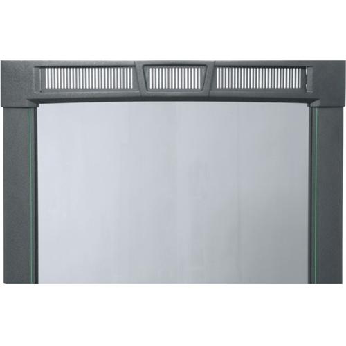 Middle Atlantic Plexi Front Door, 41 RU Racks, Curved