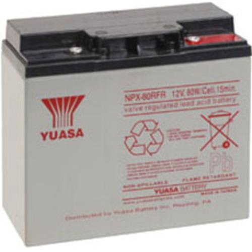Yuasa NPX-80-RFR General Purpose Battery