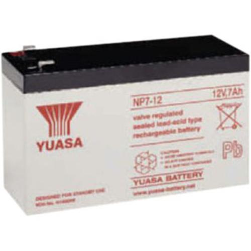 Yuasa NP7-12-250FR General Purpose Battery