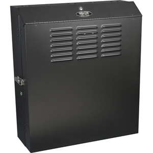 Tripp Lite 5U Wall Mount Low Profile Secure Rack Enclosure Cabinet Vertical