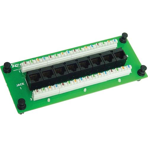 ICC Compact Module, CAT 5e Data, 8 Port