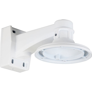 Speco Wall Mount for Surveillance Camera - White