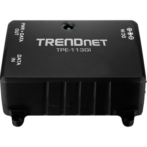 TRENDnet Gigabit Power over Ethernet (PoE) Injector