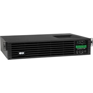 Tripp Lite SmartOnline SU1500RTXLCD2U 1500VA Tower/Rack Mountable UPS