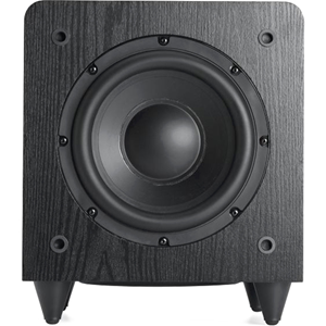 Sunfire Dynamic SDS-8 Subwoofer System - 200 W RMS - Black Ash