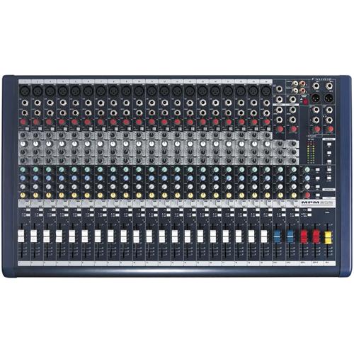 Sound-Craft MPMi 20/2 Audio Mixer
