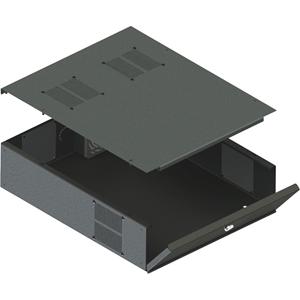VMP Low Profile DVR / Storage Lockbox