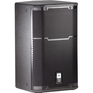 JBL Professional PRX412M 2-way Pole Mount, Floor Standing Speaker - 600 W RMS - Black