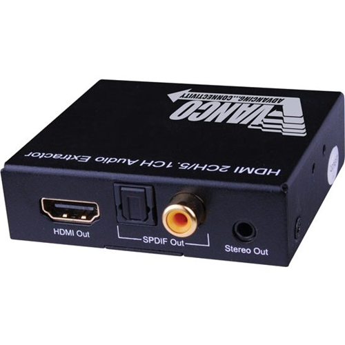 Vanco HDMI Audio Extractor