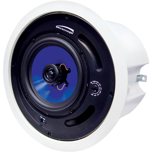 Speco Ceiling Mount for Surveillance Camera - White