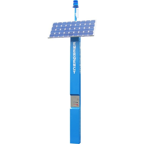 Talkaphone Wireless ECO Tower with Pole