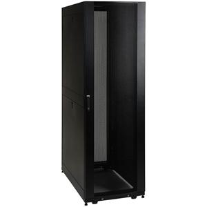 Tripp Lite 42U Mid-Depth SmartRack Premium Enclosure (Includes Doors and Side Panels)