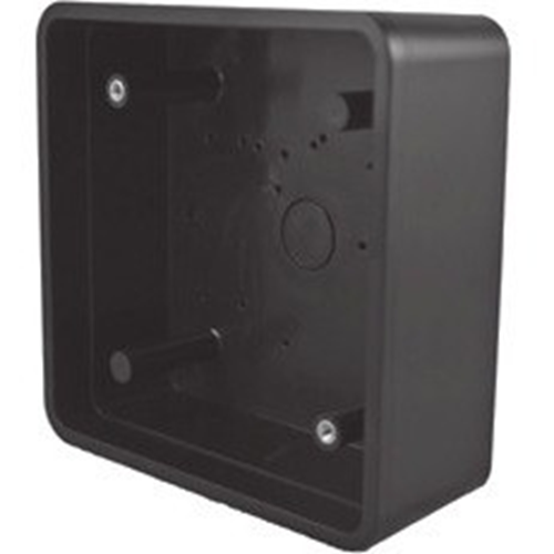 SQUARE SURFACE STYLE MOUNTING BOX