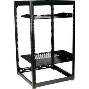 Sanus 20U Stackable Skeleton Rack