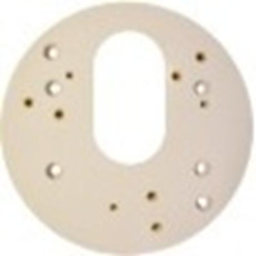 ACTi PMAX-0803 Mounting Adapter for Gang Box, Camera - Warm Gray