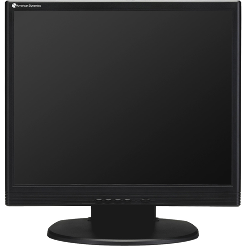 "American Dynamics Professional ADLCD17MPB 17"" SXGA CCFL LCD Monitor - 5:4"