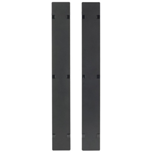 APC by Schneider Electric Hinged Covers for NetShelter SX 750mm Wide 48U Vertical Cable Manager (Qty 2)