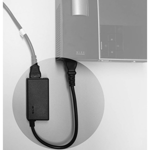 Elite Screens Universal Wireless 5-12V Projector Trigger ZU12V