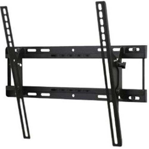 Peerless-AV TruVue TVT646 Wall Mount for Flat Panel Display - Matte Black