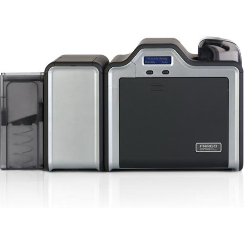 Fargo HDP5000 Dye Sublimation/Thermal Transfer Printer - Color - Desktop - Card Print