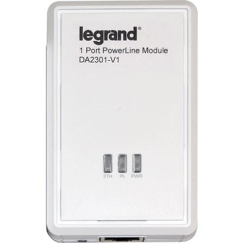 Legrand-On-Q Powerline Network Module 1-Port 500M