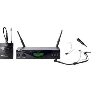 AKG WMS470 Presenter Set Professional Wireless Microphone System