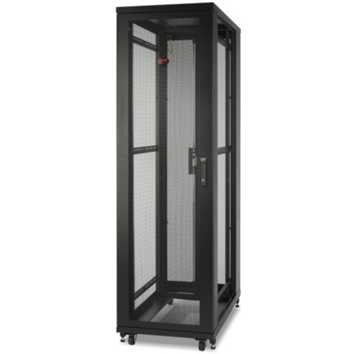 APC by Schneider Electric NetShelter SV 42U 600mm Wide x 1060mm Deep Enclosure Without Sides Black