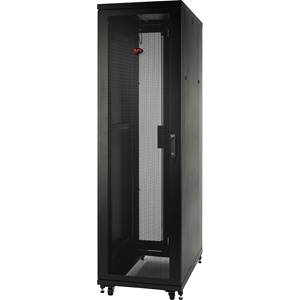 APC by Schneider Electric NetShelter SV 48U 600mm Wide x 1060mm Deep Enclosure with Sides Black