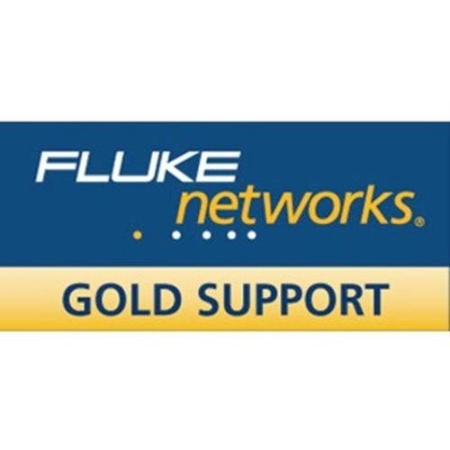 Fluke Networks Gold Support - 1 Year Extended Service - Service