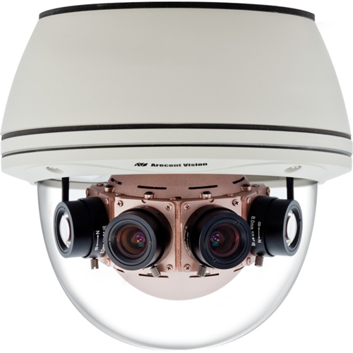 Arecont Vision SurroundVideo AV40185DN-HB 10 Megapixel Network Camera - Dome
