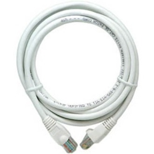 Legrand-On-Q 3 Ft Cat 5e Patch Cable, White
