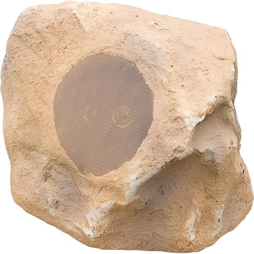 Legrand-On-Q Single Stereo Rock Speaker, Sandstone