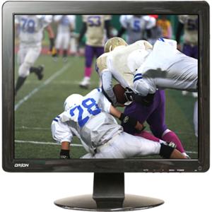 "ORION Images Economy 19RCE 19"" SXGA LCD Monitor - 4:3 - Black"