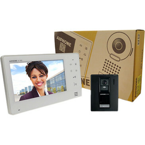 Aiphone JO Series: 7-Inch Touch Button Video Intercom
