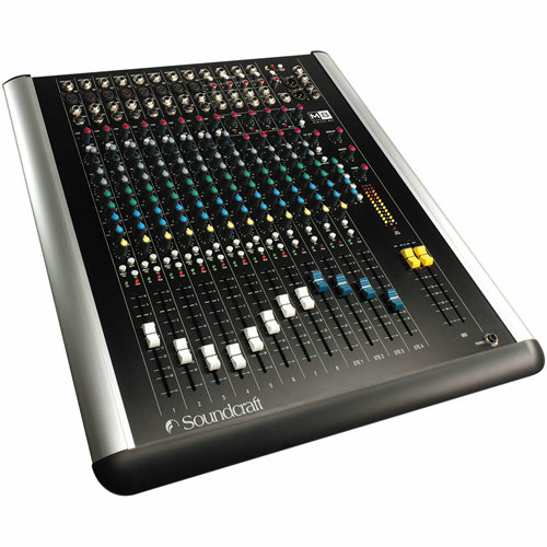 Sound-Craft M8 Audio Mixer