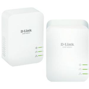 D-Link DHP-601AV PowerLine AV2 1000 Gigabit Network Extender Kit