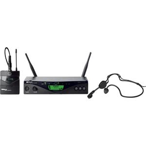 AKG WMS470 Sport Set Professional Wireless Microphone System
