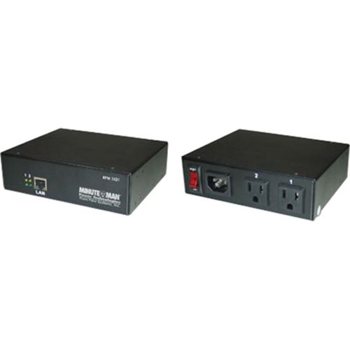 Minuteman Rack Mount for Remote Power Manager