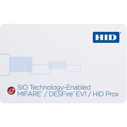 HID MiFare ID Card