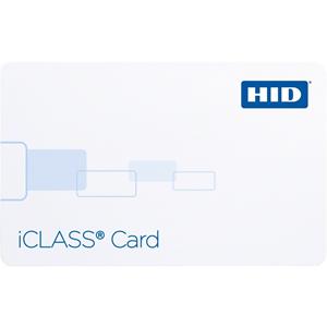 HID iCLASS Card