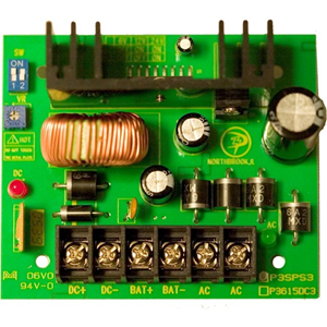 Preferred Power Products P3PS -3 6, 12 or 24 VDC, 3A Switching Power Supply/Chager