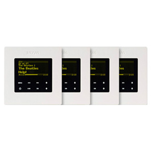 Legrand-Nuvo NV-I8GCP Four Pack