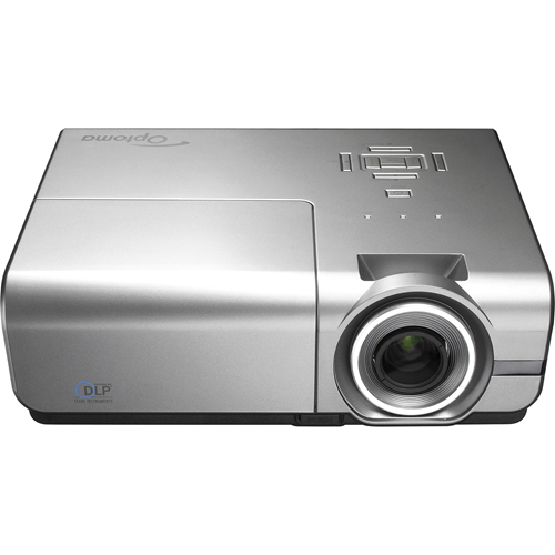 Optoma EH500 1080p 4700 Lumen Full 3D DLP Network Projector with HDMI