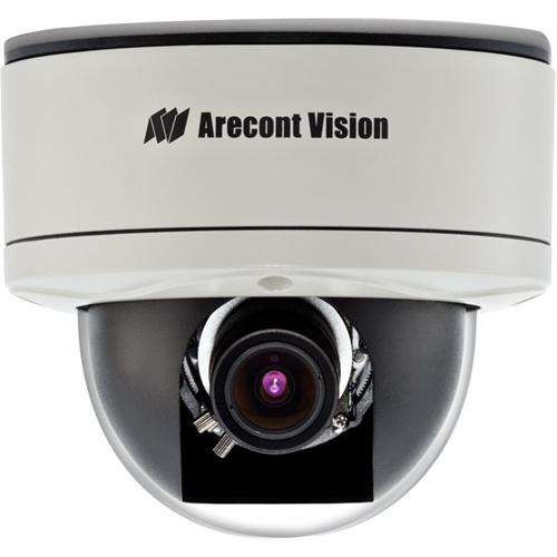 Arecont Vision MegaDome 2 AV2256DN 3 Megapixel Network Camera - Dome