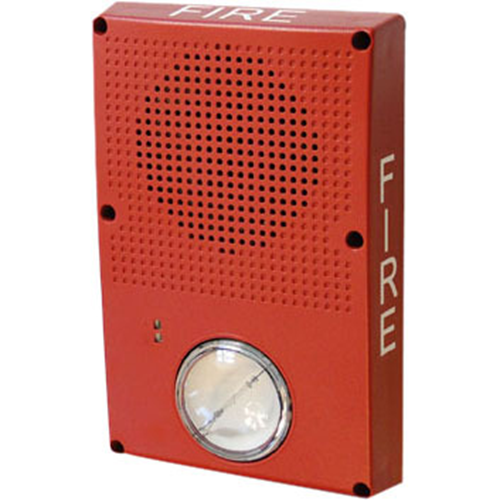 Edwards Signaling WG4 Horn (Strobe) Series Outdoor Rated Fire Alarm Horns and Horn Strobes